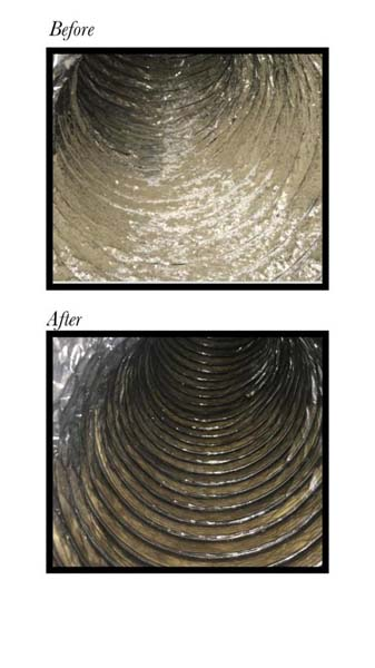 RandEhomesolutions Air duct cleaning