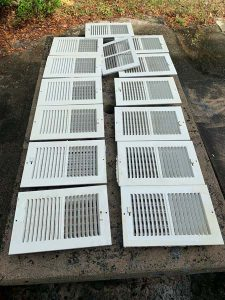 Residential Airducts Cleaned